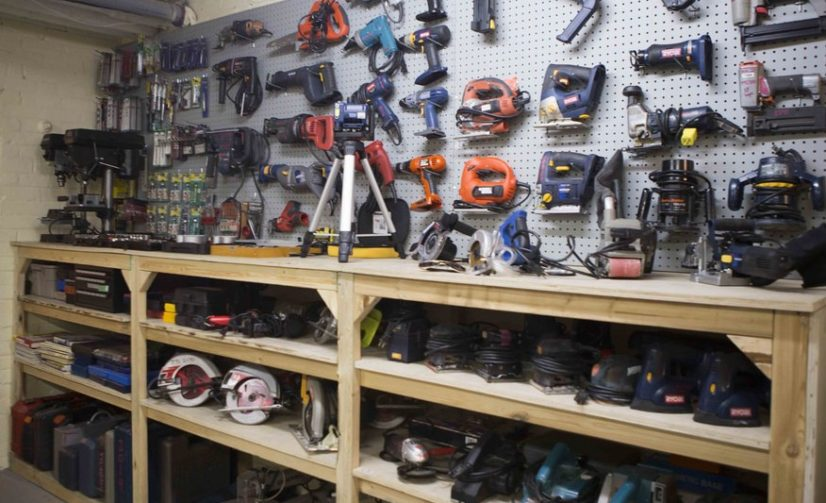 New south brisbane tool library lets community share for Gardening tools brisbane